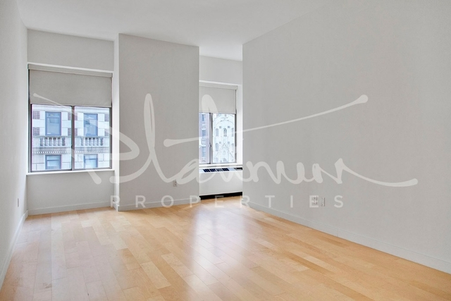 Studio, Financial District Rental in NYC for $3,876 - Photo 1