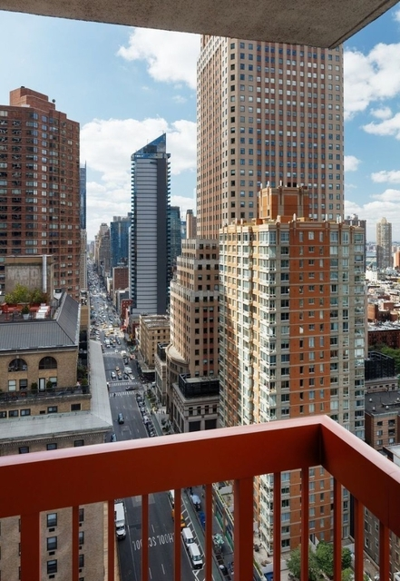 2 Bedrooms, Theater District Rental in NYC for $5,439 - Photo 2