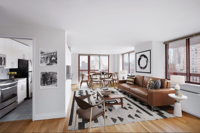 2 Bedrooms, Theater District Rental in NYC for $5,778 - Photo 2