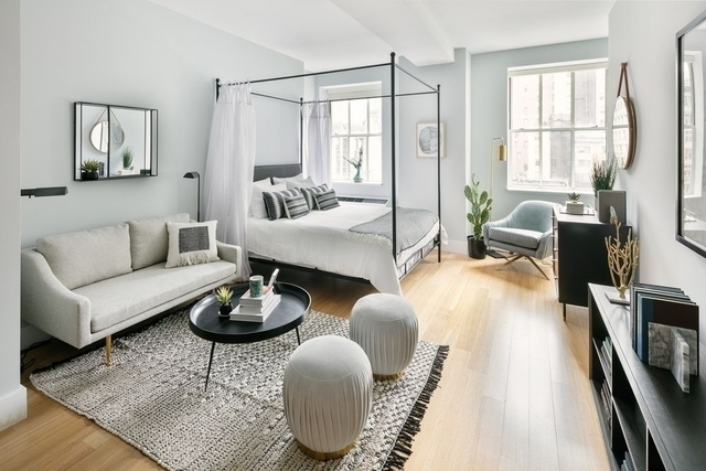 Studio, Financial District Rental in NYC for $3,072 - Photo 1