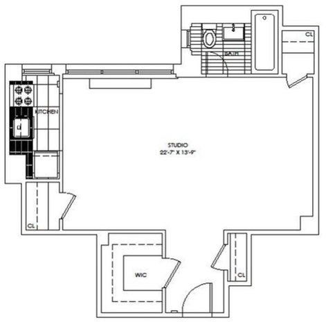 Studio, Sutton Place Rental in NYC for $3,095 - Photo 2