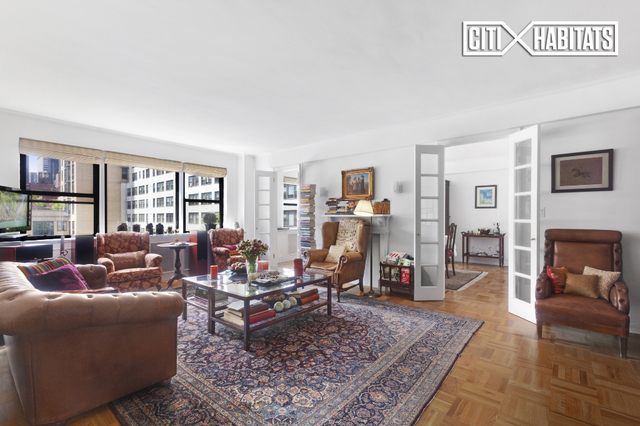 4 Bedrooms, Turtle Bay Rental in NYC for $10,500 - Photo 1
