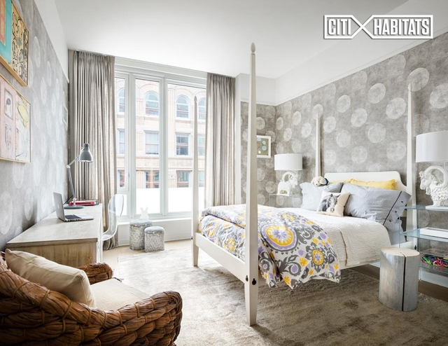 3 Bedrooms, Tribeca Rental in NYC for $16,280 - Photo 2