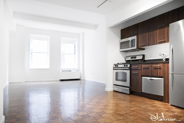 Studio, Financial District Rental in NYC for $2,983 - Photo 1