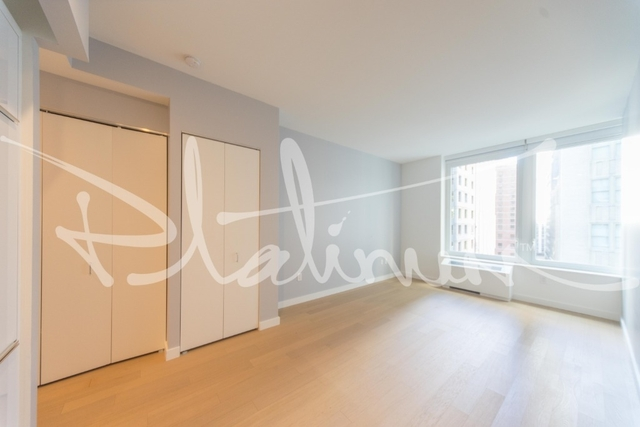 Studio, Financial District Rental in NYC for $3,506 - Photo 1
