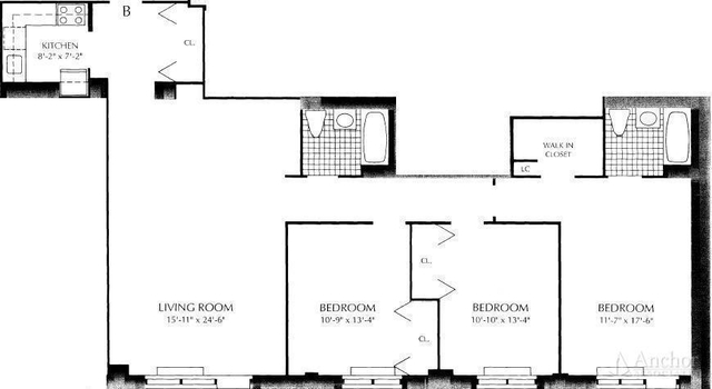 2 Bedrooms, Yorkville Rental in NYC for $5,171 - Photo 2