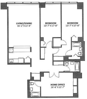 5 Bedrooms, Tribeca Rental in NYC for $9,286 - Photo 1