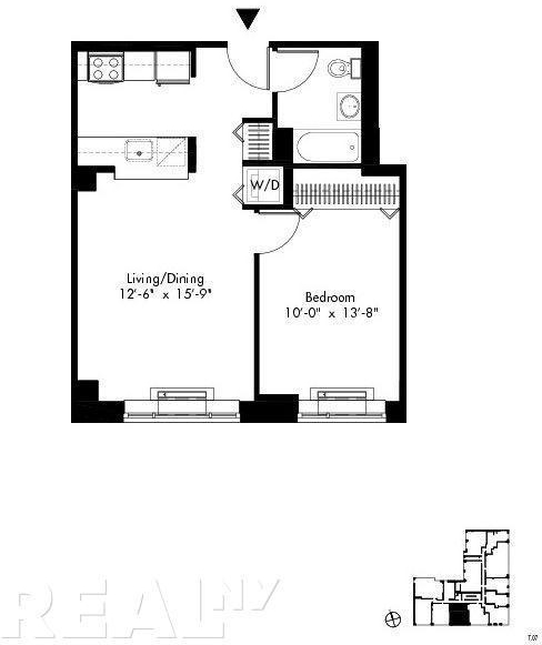 2 Bedrooms, Alphabet City Rental in NYC for $3,208 - Photo 2