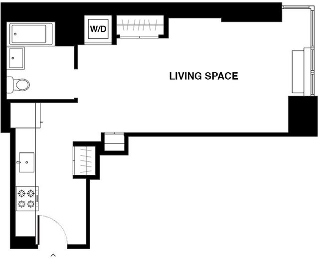 Studio, Downtown Brooklyn Rental in NYC for $2,769 - Photo 2