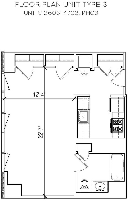 Studio, Lincoln Square Rental in NYC for $4,725 - Photo 2