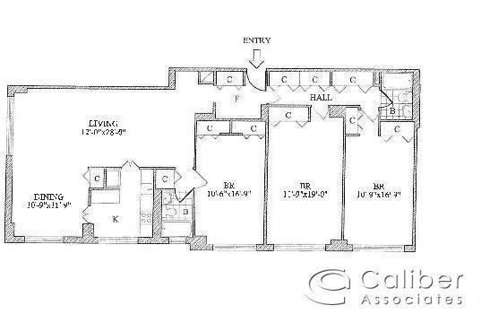 3 Bedrooms, Yorkville Rental in NYC for $11,500 - Photo 2