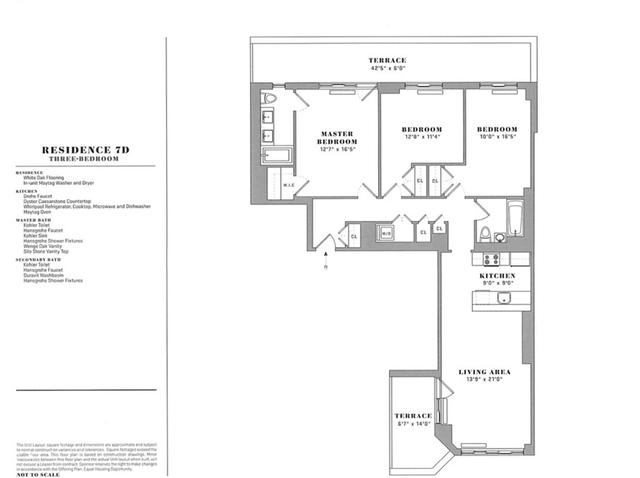 3 Bedrooms, Windsor Terrace Rental in NYC for $5,437 - Photo 2