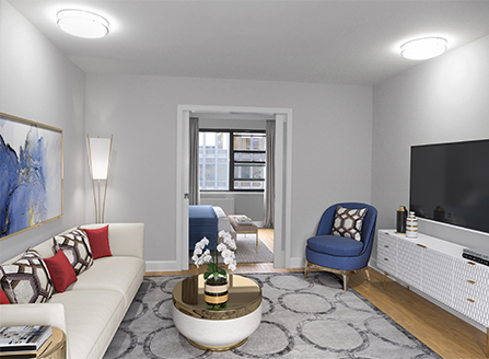 2 Bedrooms, Turtle Bay Rental in NYC for $4,390 - Photo 2