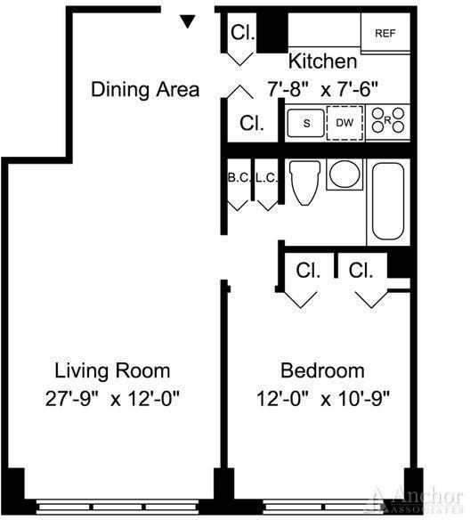 1 Bedroom, Yorkville Rental in NYC for $3,111 - Photo 2