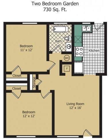2 Bedrooms, Southwest Atlanta Rental in Atlanta, GA for $775 - Photo 2
