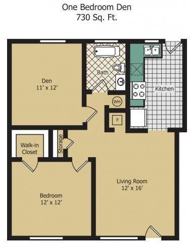 1 Bedroom, Southwest Atlanta Rental in Atlanta, GA for $810 - Photo 2