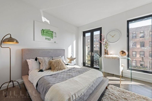 3 Bedrooms, Hunters Point Rental in NYC for $4,393 - Photo 1