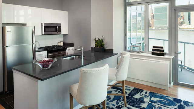 2 Bedrooms, Hunters Point Rental in NYC for $3,993 - Photo 2