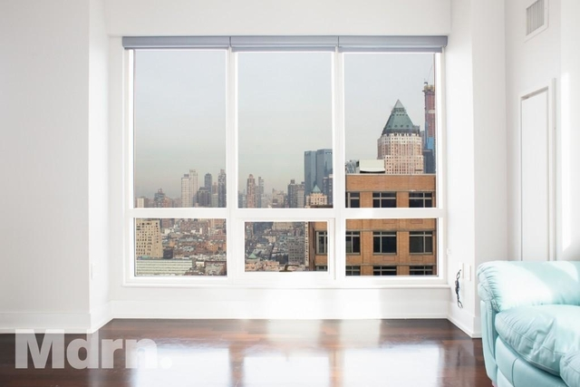 2 Bedrooms, Hell's Kitchen Rental in NYC for $6,100 - Photo 2