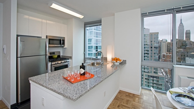 1 Bedroom, Hell's Kitchen Rental in NYC for $3,720 - Photo 2