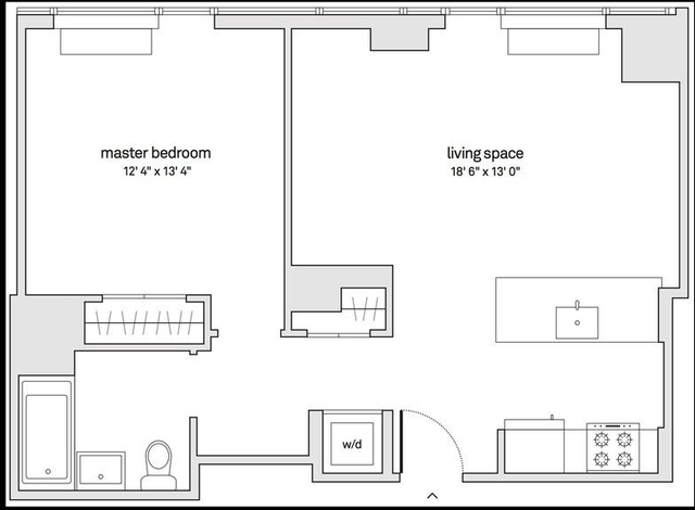 1 Bedroom, Boerum Hill Rental in NYC for $3,934 - Photo 2