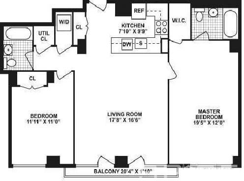 2 Bedrooms, Yorkville Rental in NYC for $3,520 - Photo 1