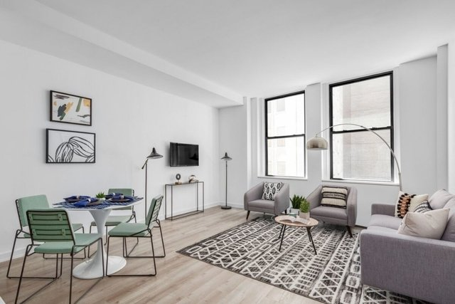 1 Bedroom, Financial District Rental in NYC for $3,500 - Photo 1