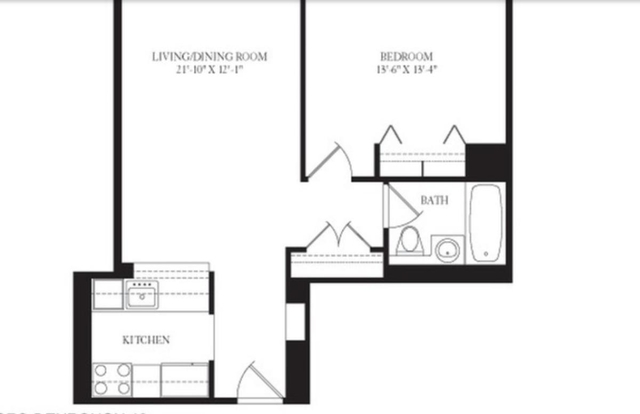 1 Bedroom, NoMad Rental in NYC for $4,595 - Photo 2