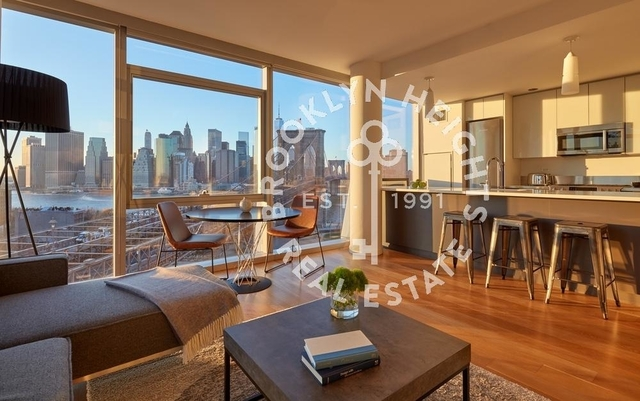 2 Bedrooms, DUMBO Rental in NYC for $6,795 - Photo 1