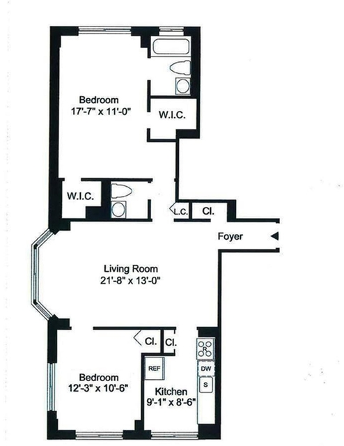 2 Bedrooms, Yorkville Rental in NYC for $4,491 - Photo 2