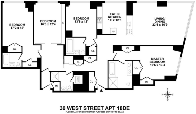 4 Bedrooms, Financial District Rental in NYC for $13,975 - Photo 2