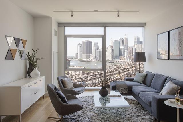1 Bedroom, DUMBO Rental in NYC for $4,595 - Photo 1