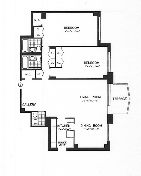 2 Bedrooms, Upper East Side Rental in NYC for $6,036 - Photo 2
