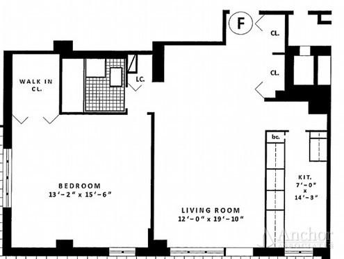 1 Bedroom, Rose Hill Rental in NYC for $3,739 - Photo 1