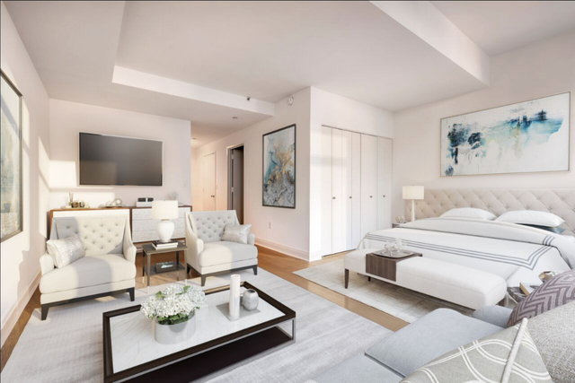 Studio, Civic Center Rental in NYC for $2,650 - Photo 1