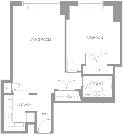 1 Bedroom, Upper East Side Rental in NYC for $3,652 - Photo 2