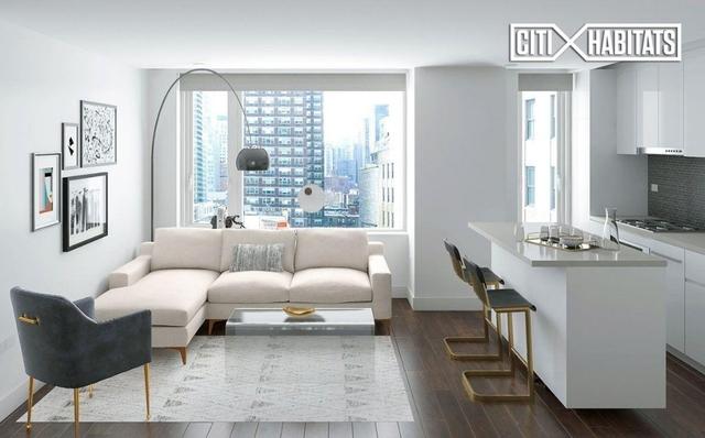 Studio, Midtown East Rental in NYC for $3,550 - Photo 1