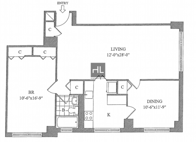2 Bedrooms, Yorkville Rental in NYC for $4,850 - Photo 2