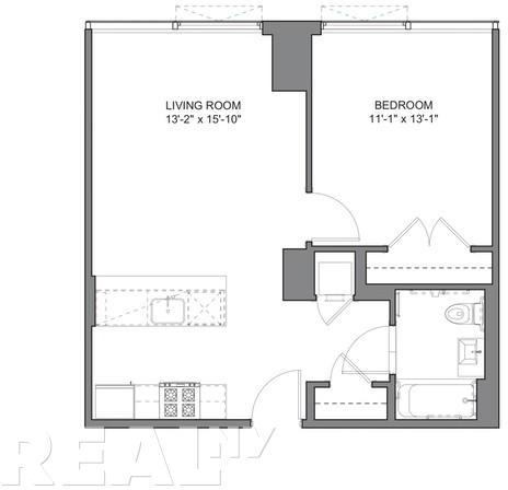 1 Bedroom, DUMBO Rental in NYC for $4,275 - Photo 2