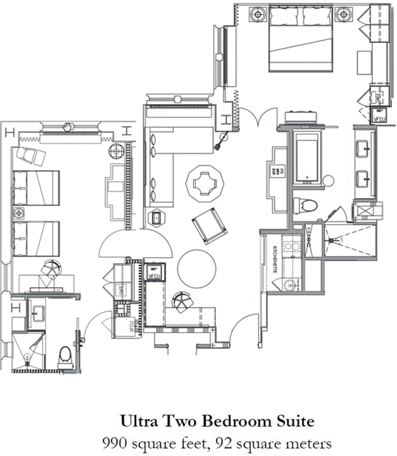 2 Bedrooms, Upper East Side Rental in NYC for $36,000 - Photo 2