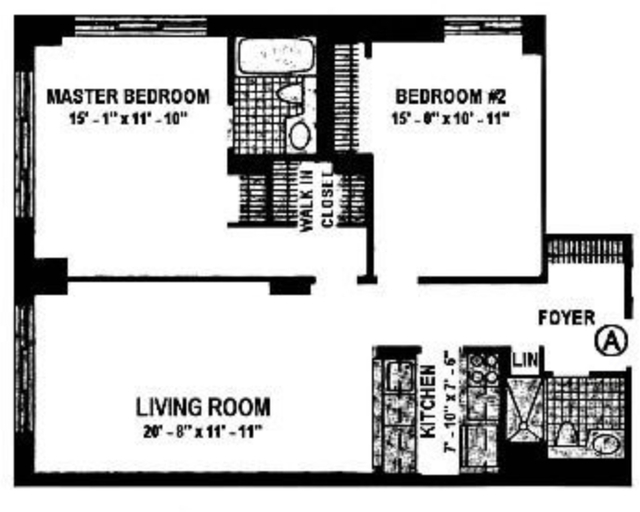 2 Bedrooms, Theater District Rental in NYC for $4,666 - Photo 2