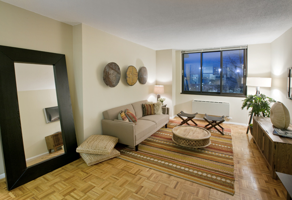 1 Bedroom, Roosevelt Island Rental in NYC for $3,600 - Photo 2