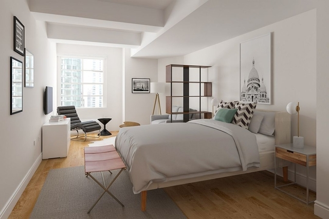 Studio, Financial District Rental in NYC for $3,395 - Photo 1