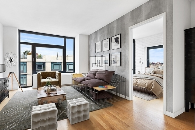 1 Bedroom, Williamsburg Rental in NYC for $3,514 - Photo 1