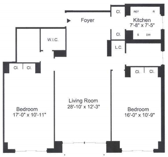 2 Bedrooms, Sutton Place Rental in NYC for $5,195 - Photo 2