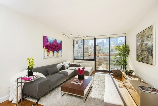 1 Bedroom, Theater District Rental in NYC for $3,590 - Photo 1