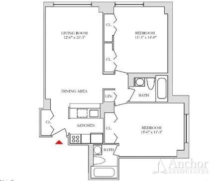 2 Bedrooms, Yorkville Rental in NYC for $4,420 - Photo 2
