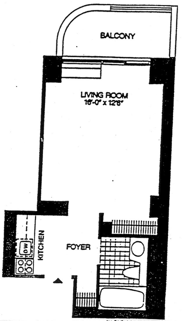 Studio, Murray Hill Rental in NYC for $2,499 - Photo 2