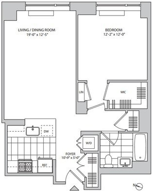 1 Bedroom, Rego Park Rental in NYC for $3,095 - Photo 2