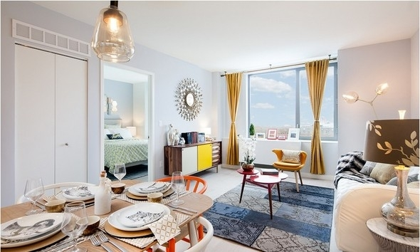 2 Bedrooms, Long Island City Rental in NYC for $3,950 - Photo 1